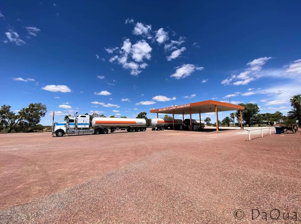 Cadney Homestead, South Australia © DaQua
