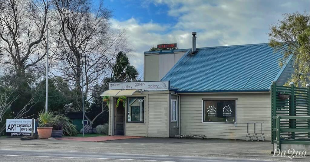 Blueskin Kitchen & Gallery on Blueskin