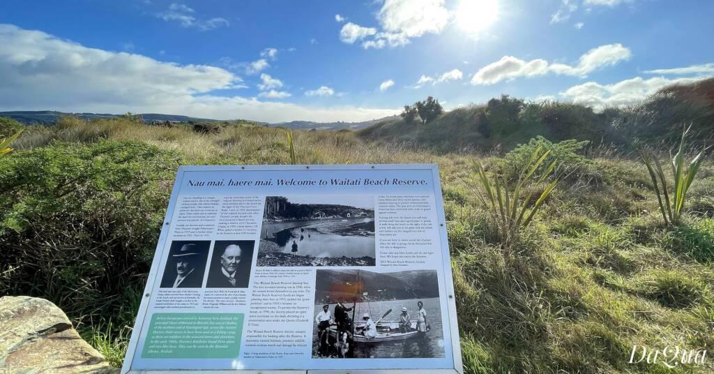Waitati Beach Reserve