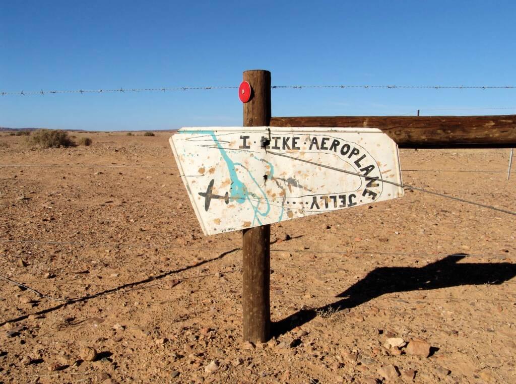 Mutonia Sculpture Park, Alberrie Creek (Oodnadatta Track), SA