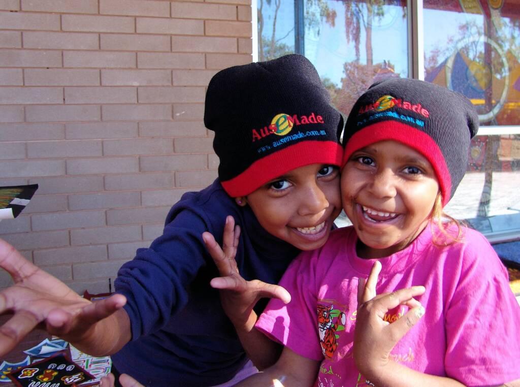 Alice Springs Beanie Festival 2008