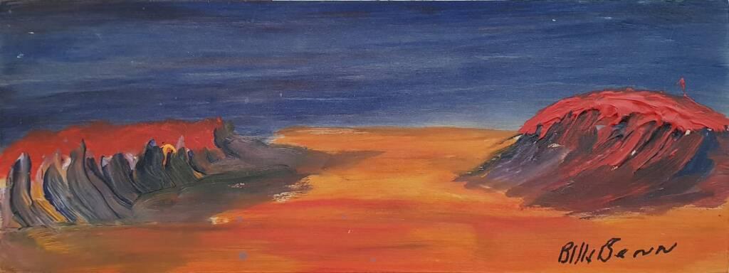 Untitled (Artetyerre, Harts Range) © Billy Benn; Courtesy Gallery Gondwana