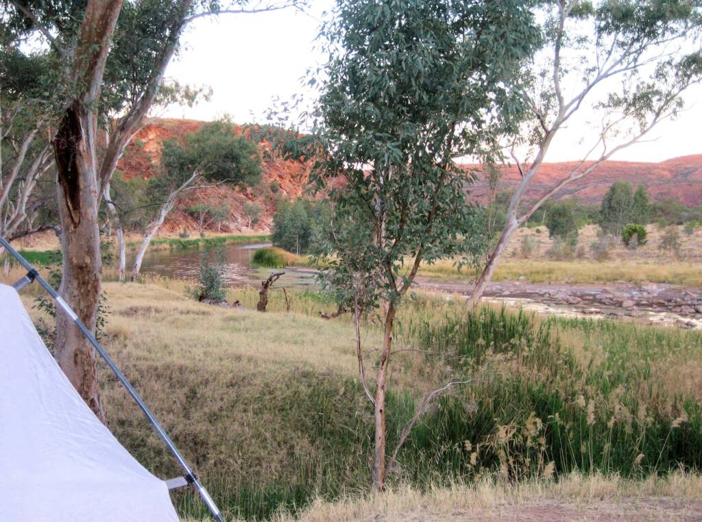 Boggy Hole (Finke Gorge National Park)