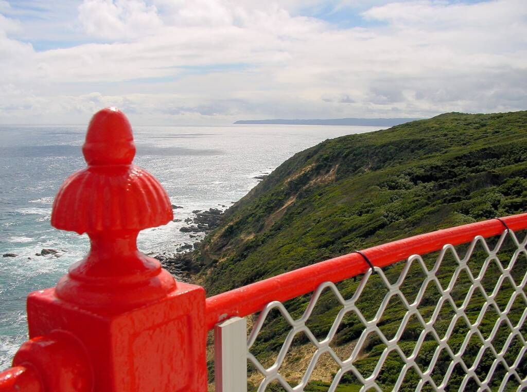 View from Cape Otway Lighthouse, Victoria