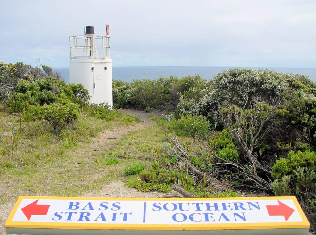 Low powered solar light - Cape Otway Lighthouse, Victoria