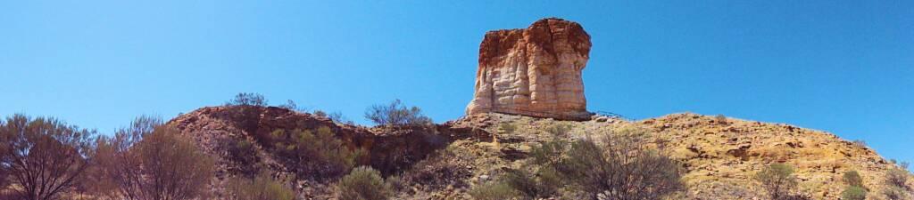 Chambers Pillar, NT
