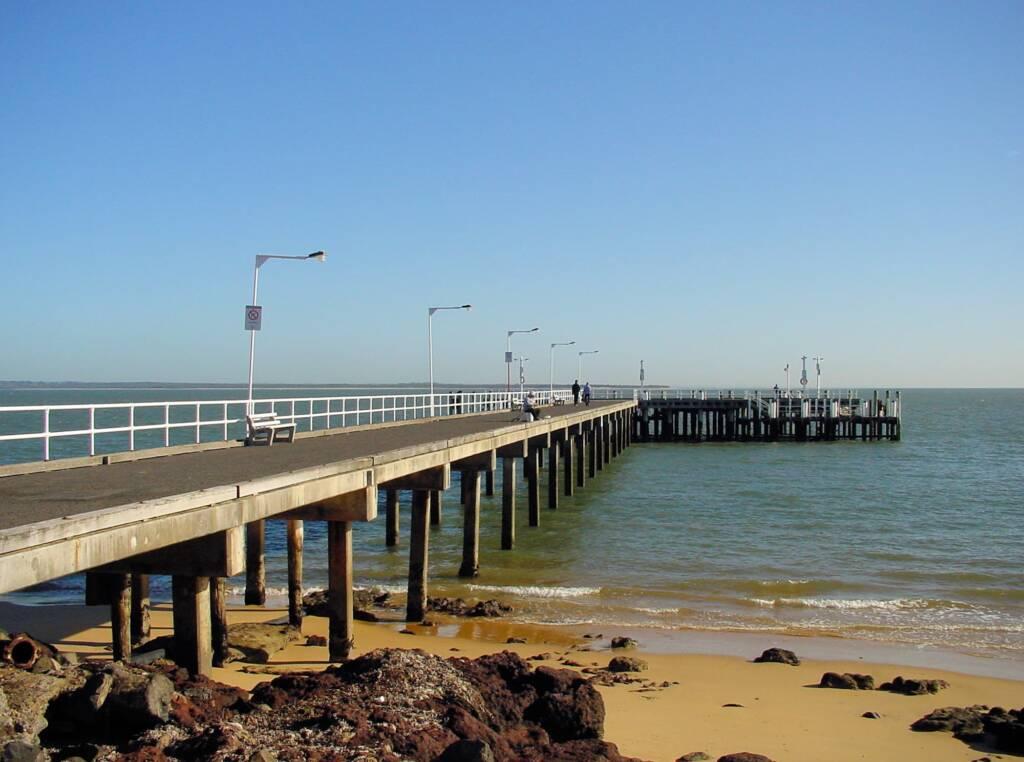Cowes Jetty, Phillip Island