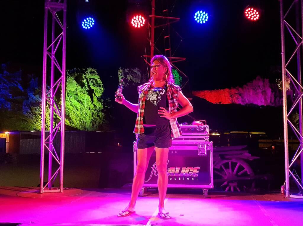 FABalice Festival, Alice Springs