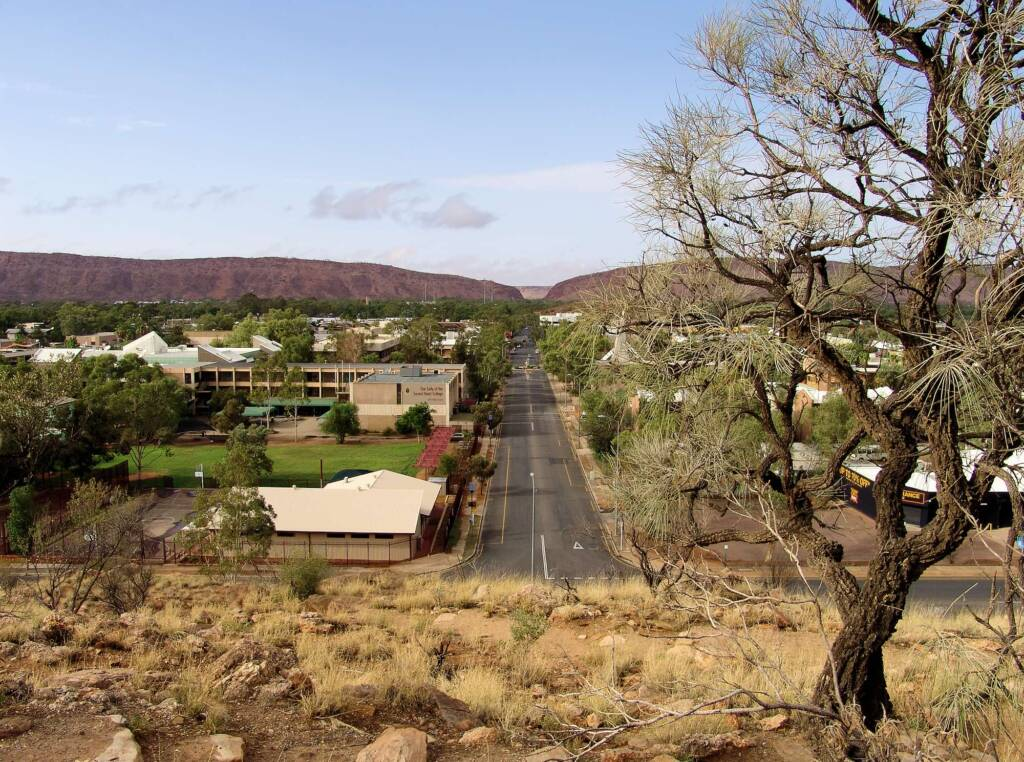The Corkwood Story - Untyeyetwelye / Anzac Hill, Alice Springs