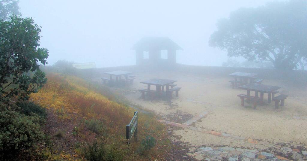 Horn Lookout, Mount Buffalo, VIC