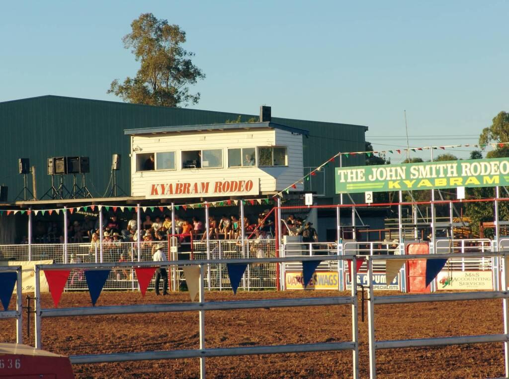 Kyabram Rodeo 2006, Victoria