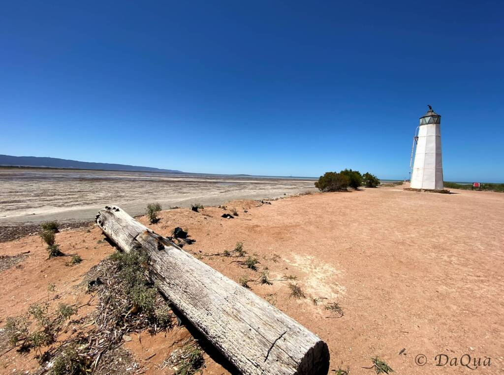 Original Lighthouse, Port Germein, SA