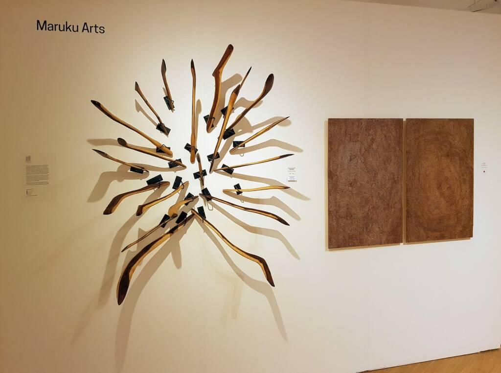 Maruku Arts, Alice Springs Desert Mob Festival 2020