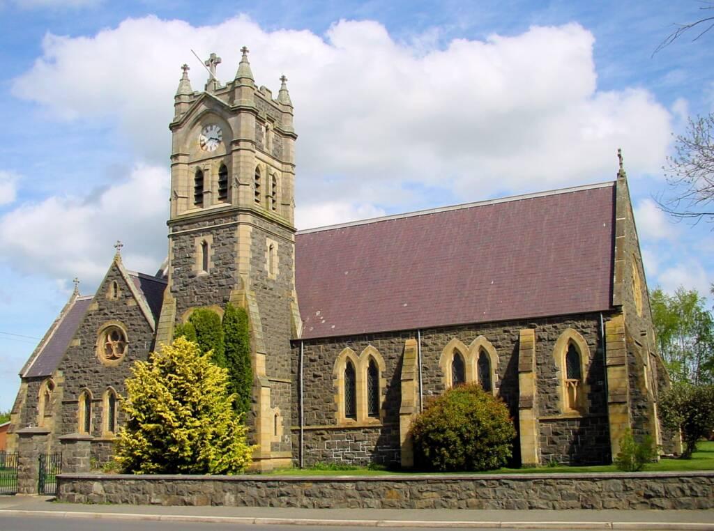 Meander Valley Parish, Holy Trinity Church, Tasmania
