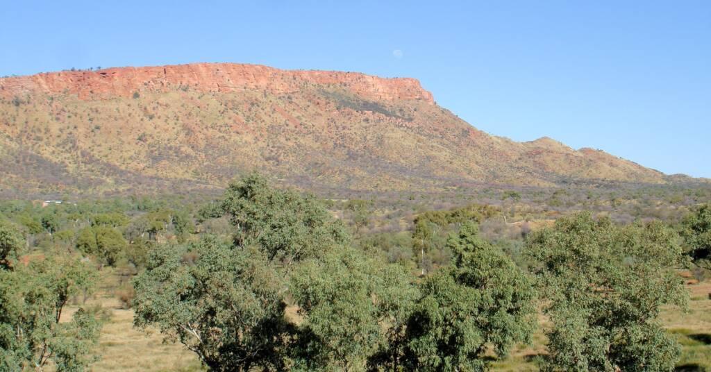 Mount Gillen, Central Australia, NT