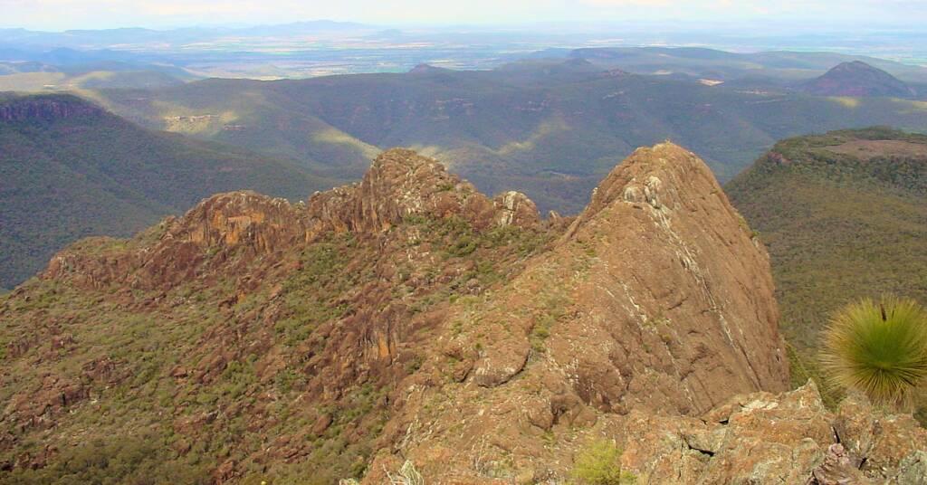 Mount Yulludunida, Mount Kaputar National Park