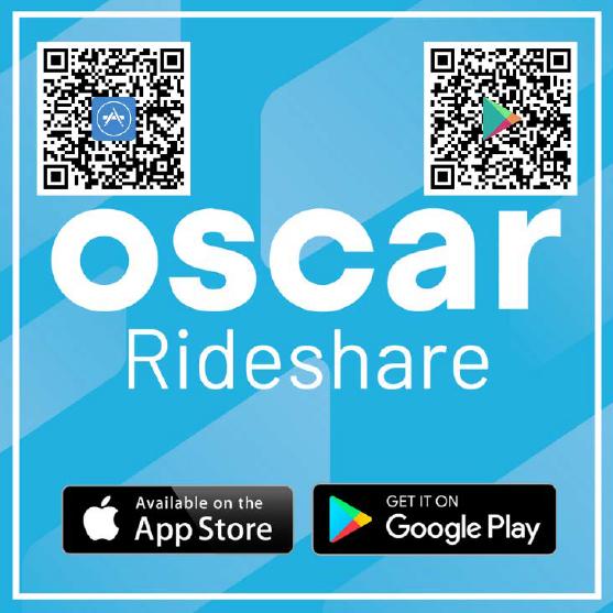Oscar Rideshare