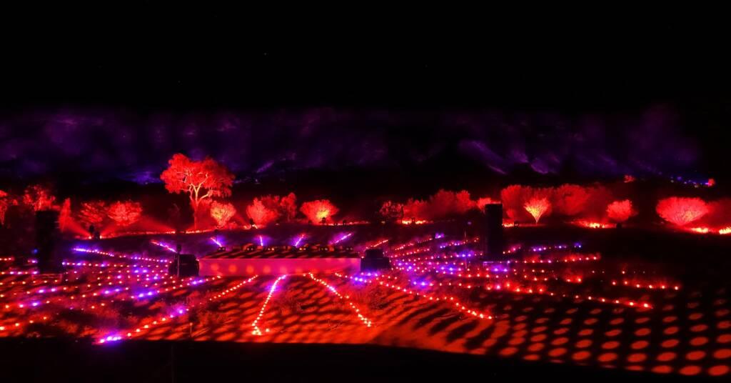 Future Kultcha - Spirit Kultcha, 2021 - Parrtjima - A Festival in Light