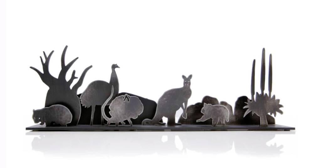 Australiana (diorama) © Peter McLisky