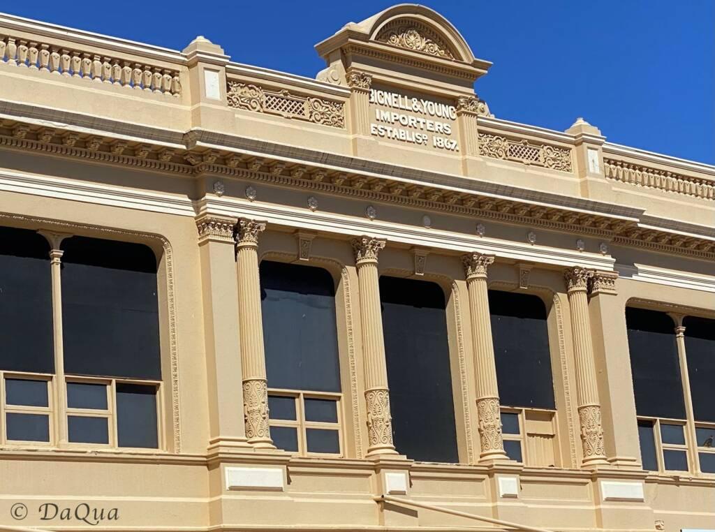 Architecture in Port Augusta, South Australia