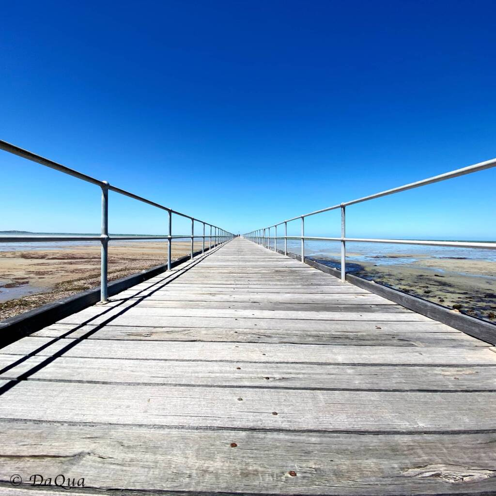 Port Germein Jetty, South Australia