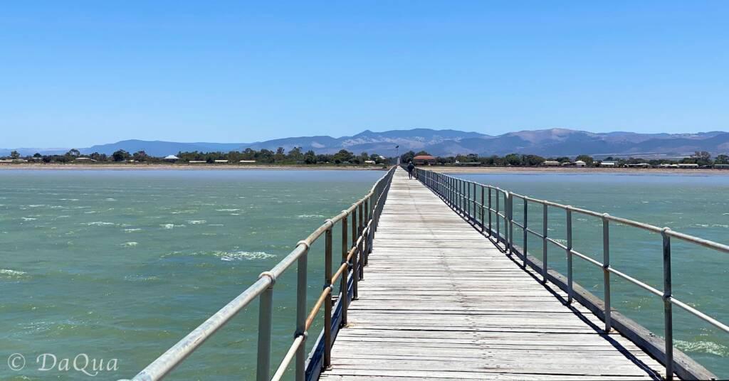 Port Germein Jetty, South Australia