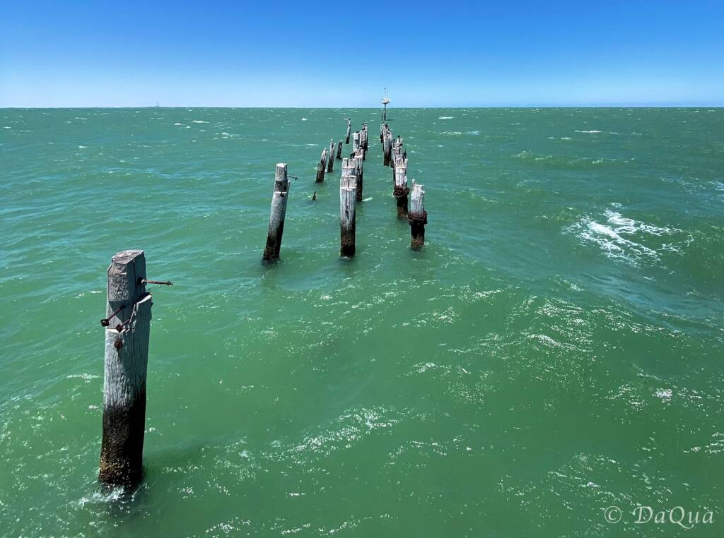 Old Jetty - Port Germein, South Australia