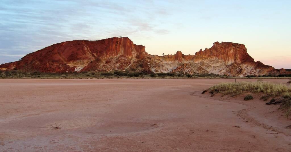 Wurre / Rainbow Valley, NT