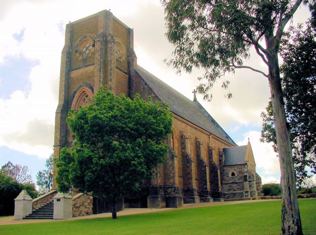 St Aloysius Church, Sevenhill, SA