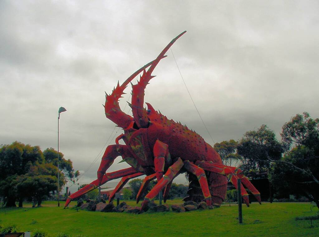 The Big Lobster, Kingston SE, SA