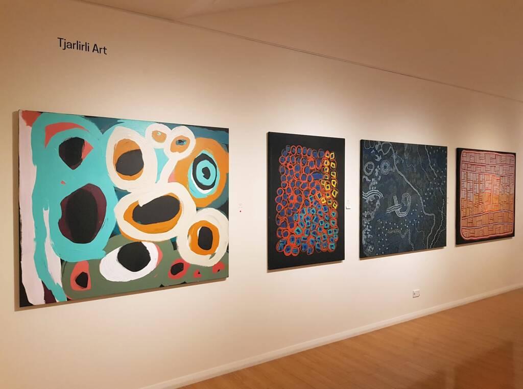 Tjarlirli Art, Alice Springs Desert Mob Festival 2020