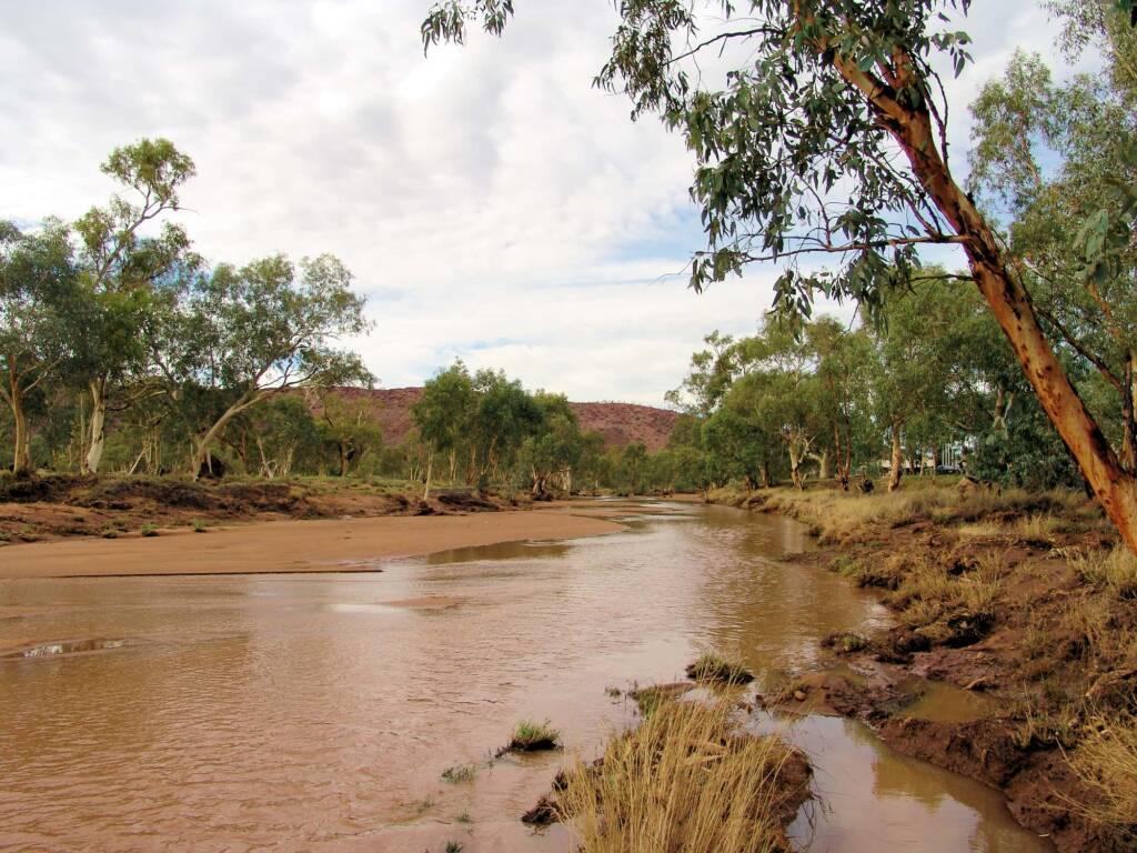 Todd River 2007, Alice Springs, NT