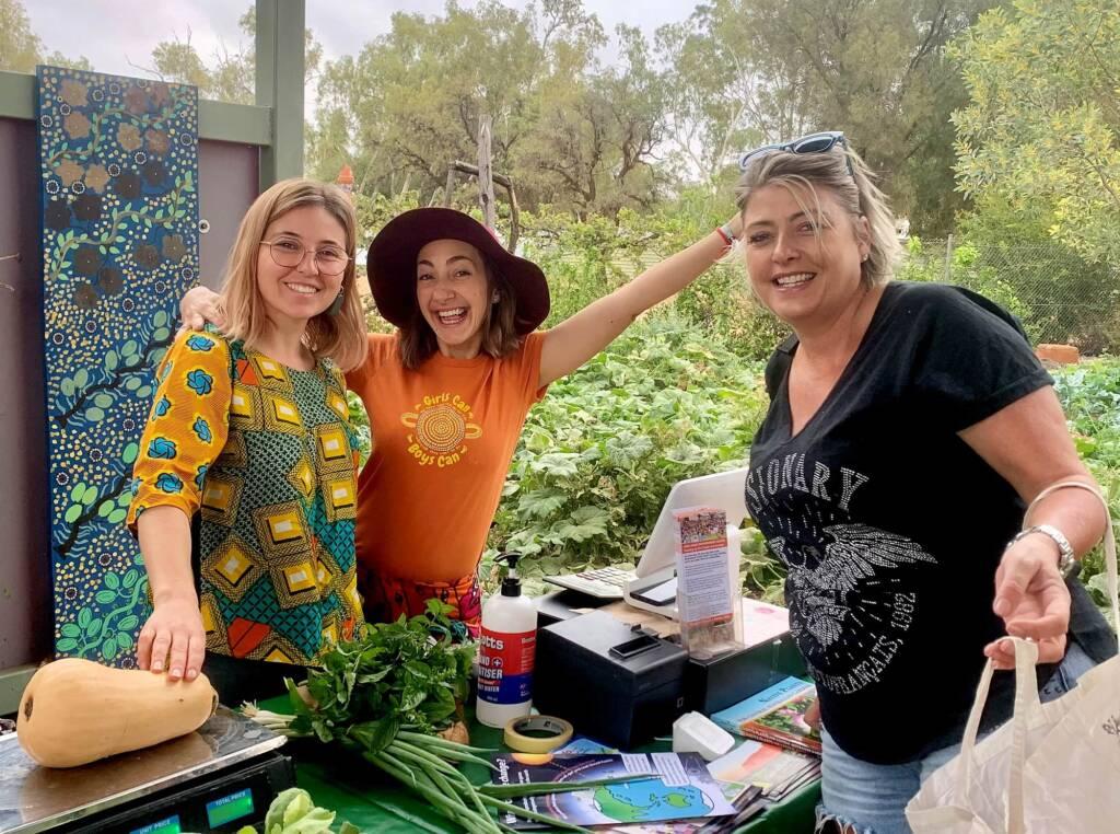 Community Garden, Alice Springs