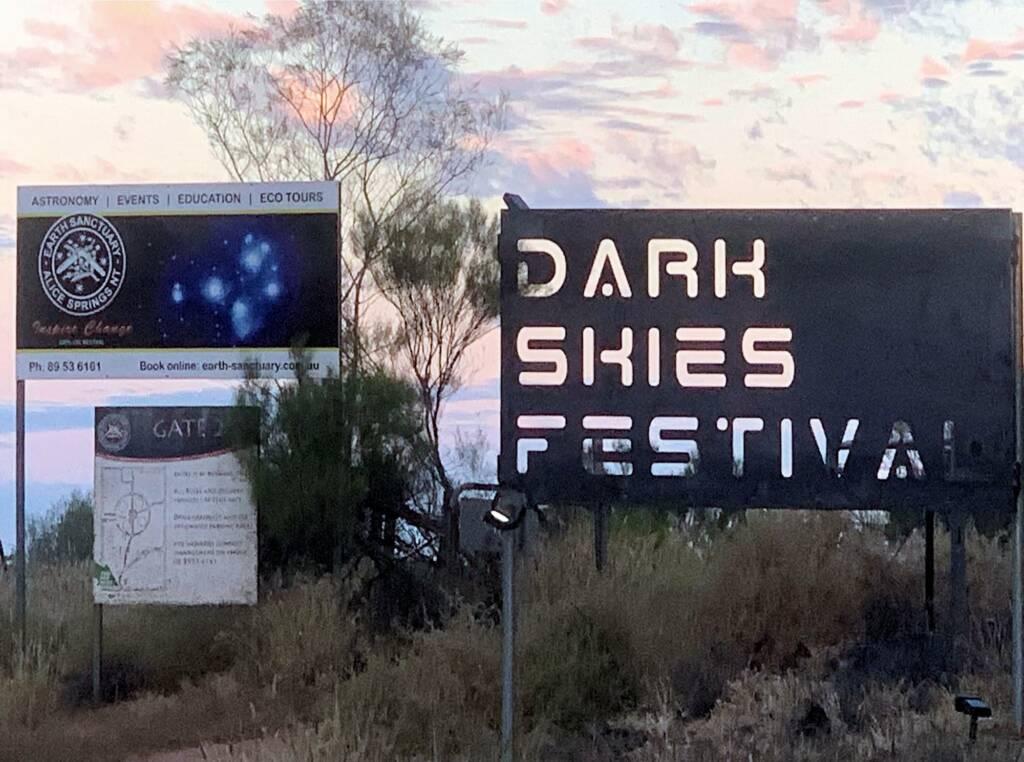 Dark Skies Festival, Alice Springs