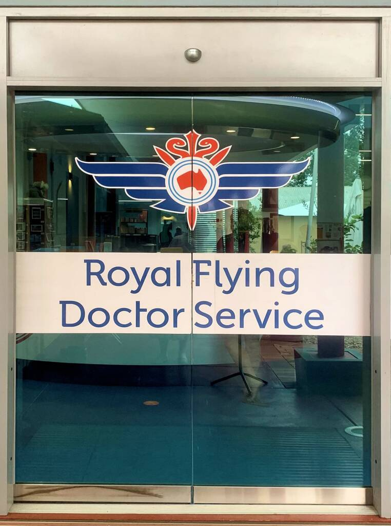 Royal Flying Doctor Service, Alice Springs