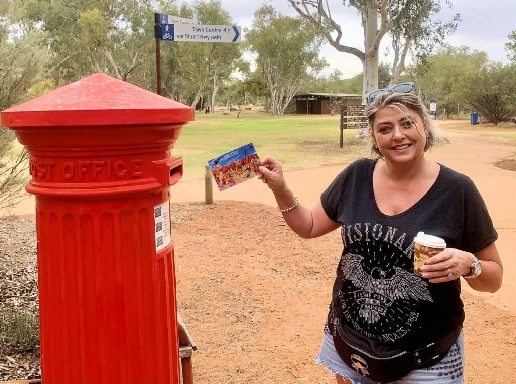 Telegraph Station, Alice Springs