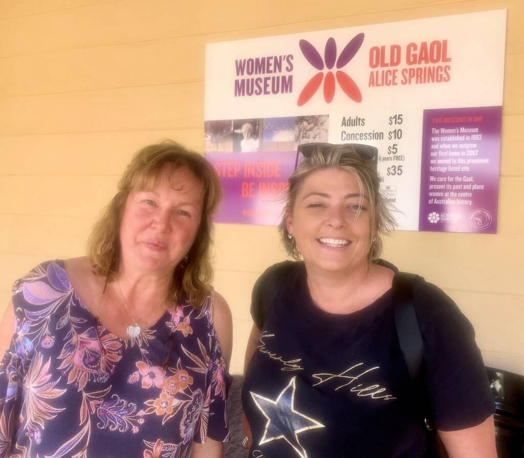 Women's Museum, Alice Springs