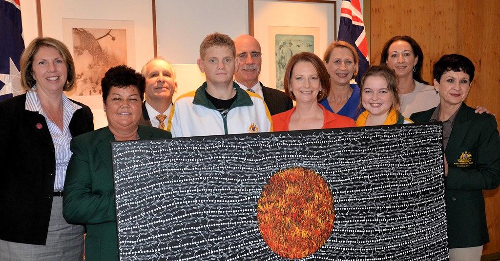 Transplant Australia with Parliamentarians, 2011