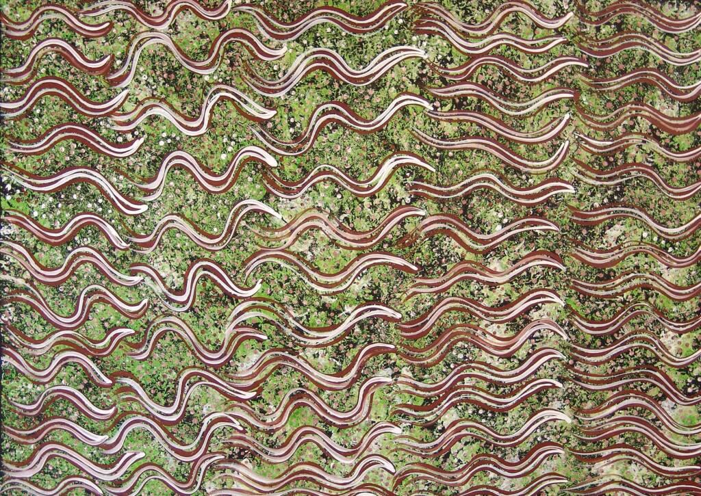 Grass Seed, 2008 © Trephina Sultan Thanguwa