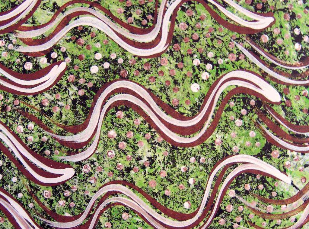 Grass Seed (closeup) © Trephina Sultan Thanguwa