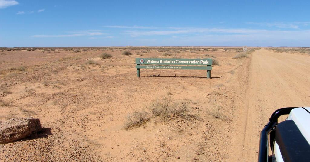 Wabma Kadarbu Conservation Park