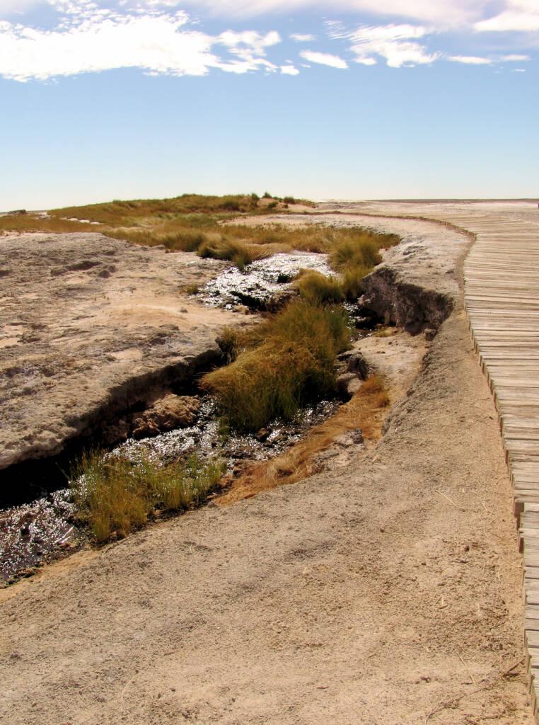 Walkway - Wabma Kadarbu Conservation Park